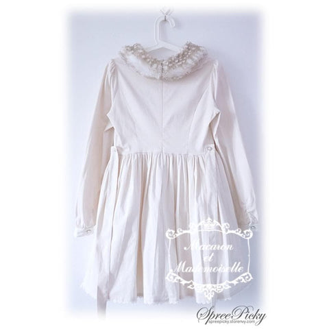 {Chess Story}Lolita [Dear Deer] Long-sleeve OP Dress SP140509 - SpreePicky  - 2