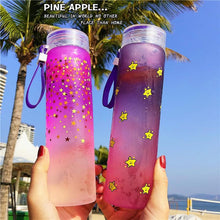 Load image into Gallery viewer, Colorful Kawaii Sailor Moon Star Water Bottle SP13654