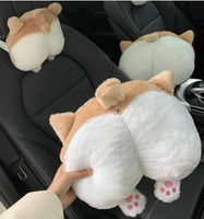 Corgi Butt Car Pillow/Cushion SP13511