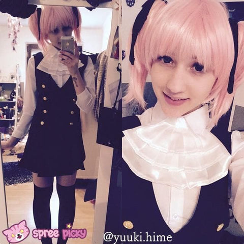 Cosplay Inu x Boku SS Roromiya Karuta and Shirakiin Ririchiyo Uniform Dress SP141201 - SpreePicky  - 4