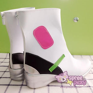 Overwatch D.VA Cosplay Boots SP168183