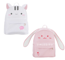 Load image into Gallery viewer, Cute Cartoon Cat/Bunny Backpack SP179973