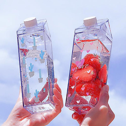 Cute Plastic Drink Bottle SP1812557