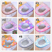 Load image into Gallery viewer, Cute Soft Plush Toilet Seat Cover SP1711273