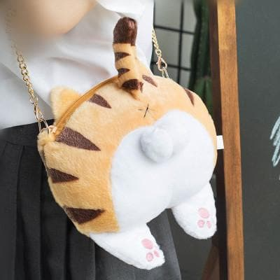 {Free Shipping}  Cute Kawaii Cat Bag SP1710034