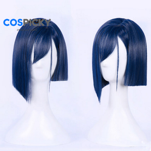 DARLING in the FRANXX CODE 015 ICHIGO Blue Short Wig SP1812225