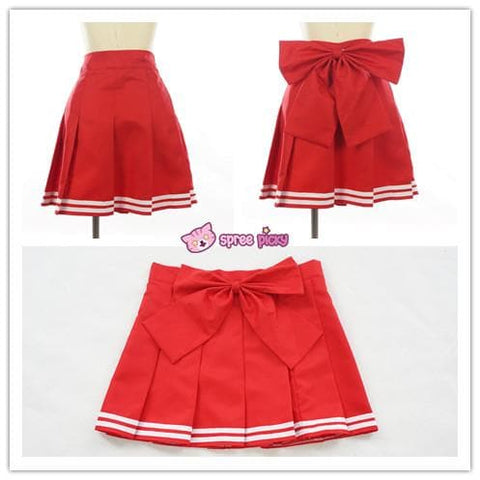 Daily Cosplay [Sailor Moon] Sailor Mars Hino Rei Red Seifuku Unfirom SP151743-SP151744 - SpreePicky  - 6