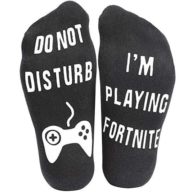 Do Not Disturb I'm Gaming Socks SP13494
