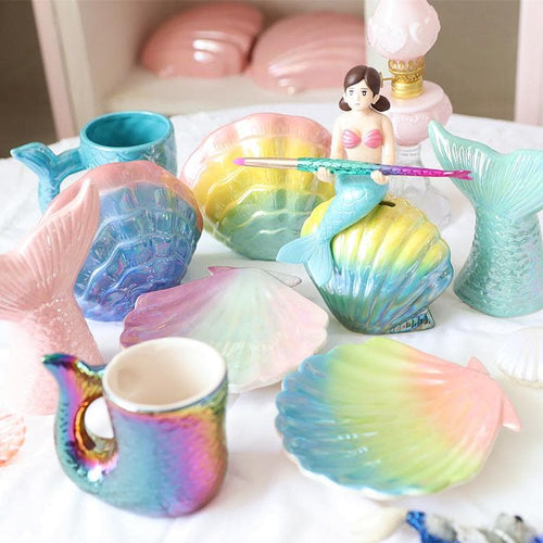 Dreamy Mermaid Tail Mug SP13662