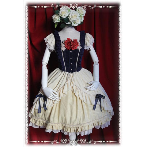 【Infanta】Lolita* Disney Version*Snow White JSK  SP140554 - SpreePicky  - 4