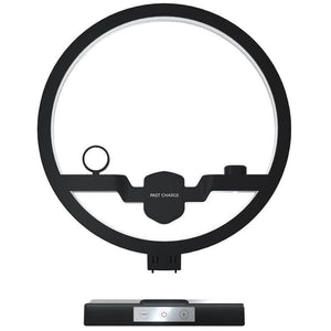 Wireless Charger Holder 3 in 1 with Watch SP337