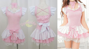 Halloween Cosplay Princess Maid Dress Free Ship SP141196 - SpreePicky  - 2