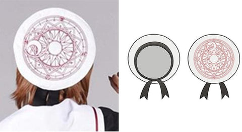 [Card Captor Sakura] Uniform Beret Hat SP153804 - SpreePicky  - 2