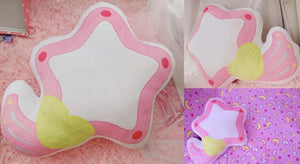 Magical Angel Creamy Mami Inspired Makeup Handbell Plush Pillow SP141362 - SpreePicky  - 2