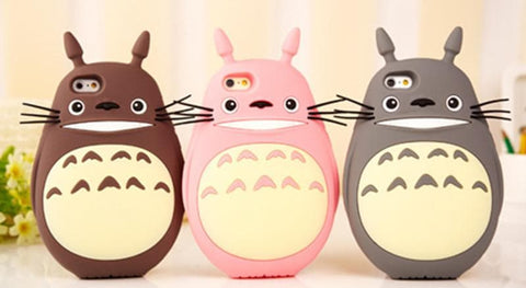 4 colors Totoro Phone Case SP153334 - SpreePicky  - 3