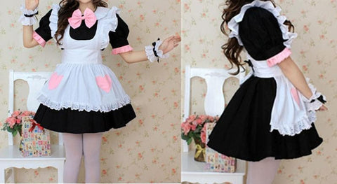 Coffee Cafe Maid Dress SP141212 - SpreePicky  - 2