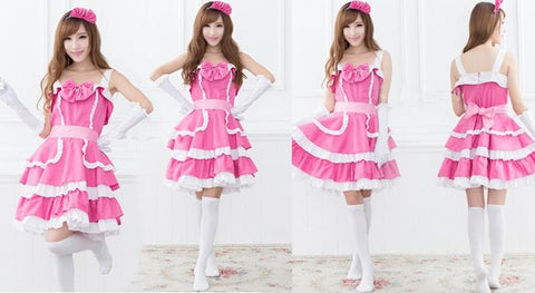Cosplay Kousaka kirino Pink Princess Dress SP153007 - SpreePicky  - 2