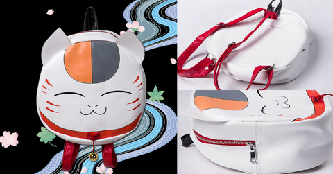 Kawaii Neko Kitty Cat Backpack SP165516