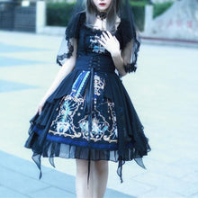 Load image into Gallery viewer, Falbala Lace Lolita Blouse Shirt SP14306 - SpreePicky FreeShipping