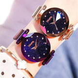 Galaxy Starry Night Magnetic Watch SP13614