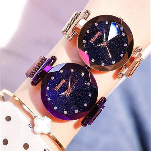 Galaxy Starry Night Magnetic Watch