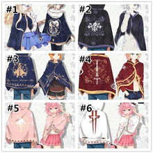 Load image into Gallery viewer, Fate Jeanne d'Arc Hoodie Poncho SP1711376