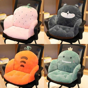 Funny Cute Half Enveloped Cushion SP15234