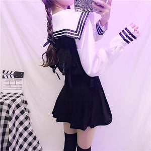 Gothic Sailor Uniform Set SP13357