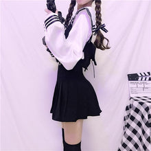 Load image into Gallery viewer, Gothic Sailor Uniform Set SP13357