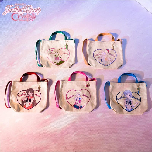 Grace Gift X Sailor Moon Crystal Heart Shoulder Bag SP14004
