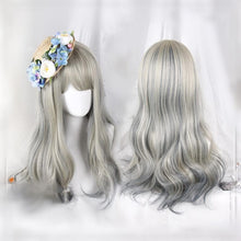 Load image into Gallery viewer, Gradient Lolita Long Curl Wig SP1811700