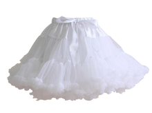 Load image into Gallery viewer, HIGH QUALITY Lolita Cosplay  Fluffy TUTU Dream Rainbow A shape Pettiskirt SP130218 - SpreePicky  - 18