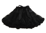 HIGH QUALITY Lolita Cosplay  Fluffy TUTU Dream Rainbow A shape Pettiskirt SP130218 - SpreePicky  - 20