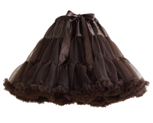 Load image into Gallery viewer, HIGH QUALITY Lolita Cosplay  Fluffy TUTU Dream Rainbow A shape Pettiskirt SP130218 - SpreePicky  - 6