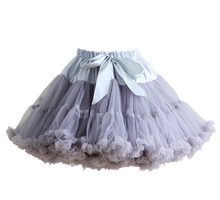 Load image into Gallery viewer, HIGH QUALITY Lolita Cosplay  Fluffy TUTU Dream Rainbow A shape Pettiskirt SP130218 - SpreePicky  - 8