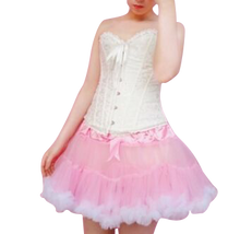 Load image into Gallery viewer, HIGH QUALITY Lolita Cosplay  Fluffy TUTU Dream Rainbow A shape Pettiskirt SP130218 - SpreePicky  - 10