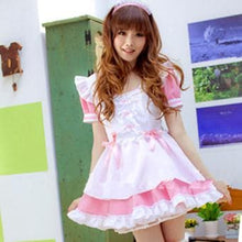 Load image into Gallery viewer, Halloween Cosplay Princess Maid Dress Free Ship SP141219