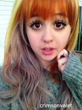 Load image into Gallery viewer, Harajuku Girly Honey Color Curly Wig SP130259 - SpreePicky FreeShipping