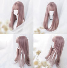 Load image into Gallery viewer, Harajuku Lolita Cosplay Long Wig SP1711227