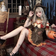 Load image into Gallery viewer, Anime Witch Elf Robin Cosplay Pirate Costume SS0605