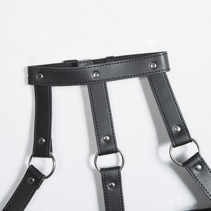 Hollow Out Chain Harness SP13836