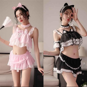 Cat Maiden Lingerie SP3296