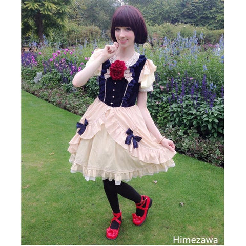 【Infanta】Lolita* Disney Version*Snow White JSK  SP140554 - SpreePicky  - 2