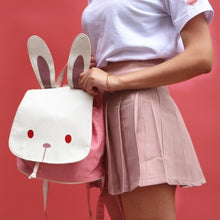 Load image into Gallery viewer, Kawaii Bunny Rabbit Ear Backpack SP1811593