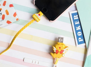 Kawaii Cardcaptor Sakura Iphone USB Cable SP1711174