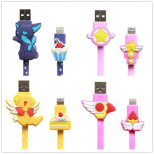 Load image into Gallery viewer, Kawaii Cardcaptor Sakura Iphone USB Cable SP1711174