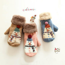Load image into Gallery viewer, Kawaii Cartoon Knitting Gloves SP1710873