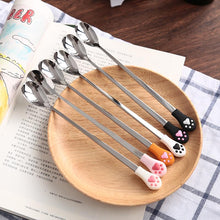 Load image into Gallery viewer, Kawaii Cat Paw Spoon SP1711096