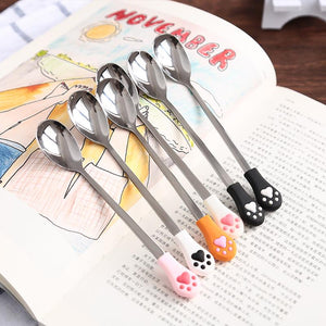 Kawaii Cat Paw Spoon SP1711096