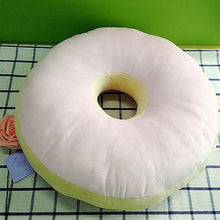Load image into Gallery viewer, Brown/Pink Kawaii Donut Cushion SP165850